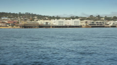 Monterey Bay Aquarium Stock Footage