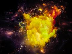 Stock Illustration of Astral Nebula