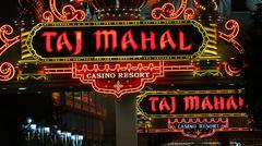 Casino, Gambling, Atlantic City, Las Vegas - stock photo