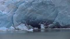 Perito Moreno Glacier in Patagonia (Argentina) Stock Footage