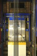 Lift shaft Kuvituskuvat