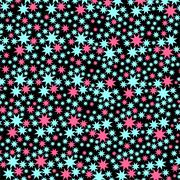 Star seamless pattern background Stock Illustration