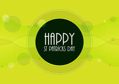Special st.patrick's day background,vector design, eps10 Stock Illustration