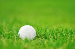 Golfpallon Kuvituskuvat
