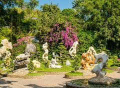 The Million Years Stone Park. Pattaya. Thailand - stock photo