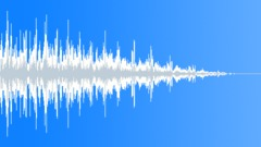 Old Proppeller Winds Down - sound effect