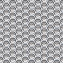 Stock Illustration of Honeycomb Grill