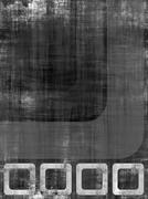 Grunge Layout, Abstract - stock illustration
