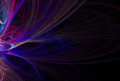 Stock Illustration of Abstract Fractal Layout
