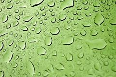 Water Droplets Stock Illustration