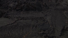 Volcanic rocks at the Galapagos islands. Stock Footage