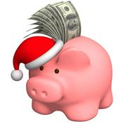 Stock Illustration of Money to Christmas