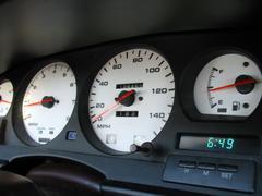 Custom gauges Stock Photos