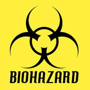 Stock Illustration of Biohazard Symbol