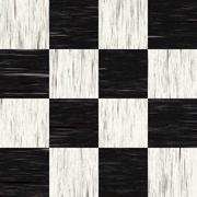 Ugly checkered flooring Stock Illustration