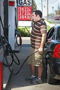 High Gas Prices - stock photo
