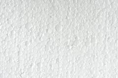 Polystyrene texture closeup Stock Photos
