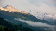 Austria, Аlps Stock Footage