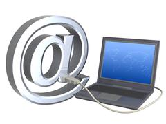 Stock Illustration of E-mail