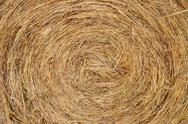 Stock Photo of hay texture