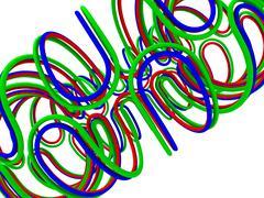 Toy ympyrä Kuvituskuvat