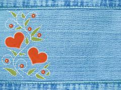 Stock Illustration of Valentine background