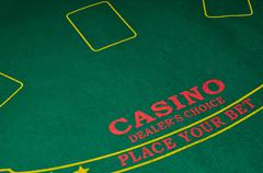 Casino - Place Your Bet - stock photo