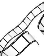 Filmstrip - stock illustration