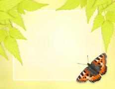 Stock Illustration of Spring background