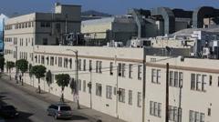 USA Hollywood Paramount studios building Stock Footage