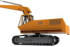 Stock Photo of Digger