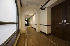 Passageway rakentamisessa, ovi Kuvituskuvat