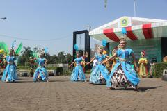 Traditional Arts Festival - stock photo