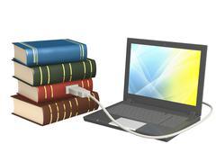 Stock Illustration of New technologys