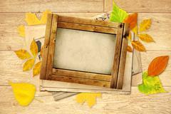 Grunge background - stock illustration