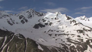 Stock Video Footage of in the mountains near Elbrus