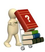Information search - stock illustration