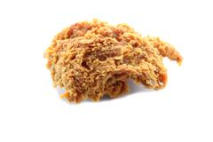 fast food of fried chicken. - stock photo