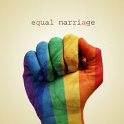 Equal marriage Stock Illustration