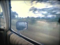 SUPER 8 MEXICO 1979 cadillac passanger side Stock Footage