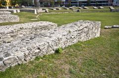 Amphitheater - stock photo