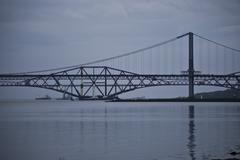 The Forth Bridges Stock Photos