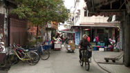Stock Video Footage of Street in Tai O - Hong Kong