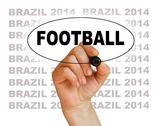 Stock Illustration of football