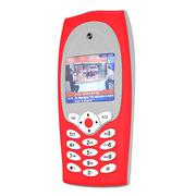 telephone portable - 3D model