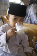 Malaysian Kids Stock Photos
