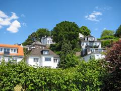Stock Photo of blankenese