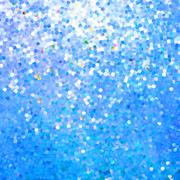 Glitters on a soft blurred background. EPS 10 - stock illustration