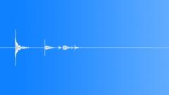 Gun Empty Bullet Shell Falling 02 - sound effect