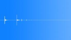 Pistol Empty Bullet Shell Falling 01 - sound effect